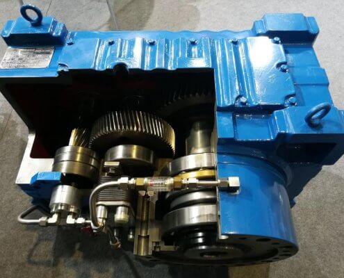 промышленные производители коробок передач kngear