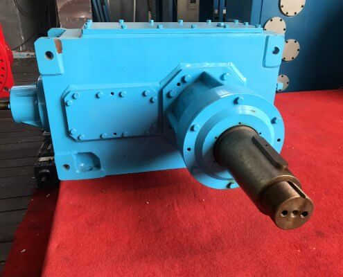 industrial gearbox manufacturers of kngear