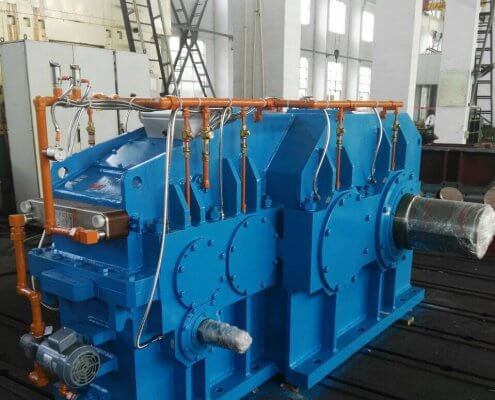 Heavy duty crane gearbox manufacturers of kngear