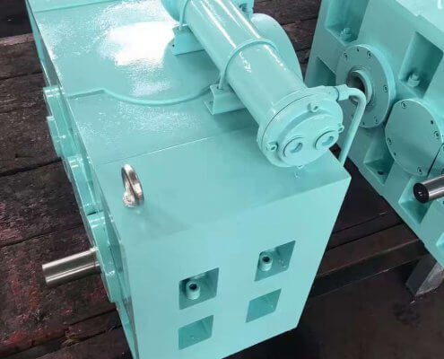 Belt conveyor drive gearbox manufacturers of kngear