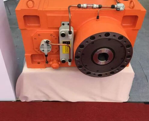Gearbox for excavator jib elevation and extension manufacturers of kngear