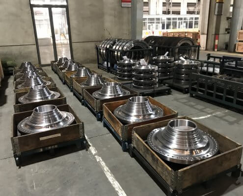 customized Gearboxes for spindle and feed drives manufacturers