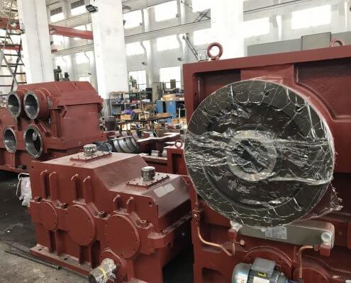 china Crushing/milling machine gearbox manufacturer