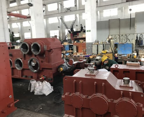 china winch gearbox gearbox manufacturer