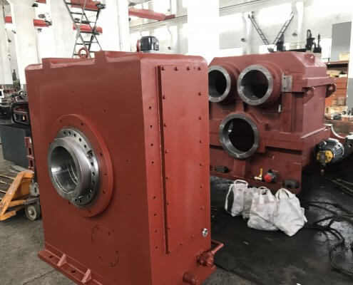 customized Anchor winch gearbox manufacturers
