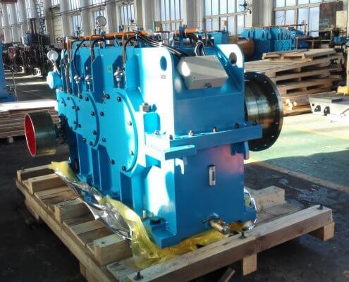 industrial gearbox manufacturers