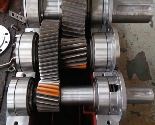 Mooring winch gearbox manufacturers