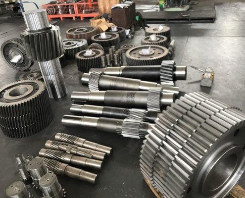 Kngear® - Extruder Gearbox Manufacturer | Industrial Gearbox Reducer