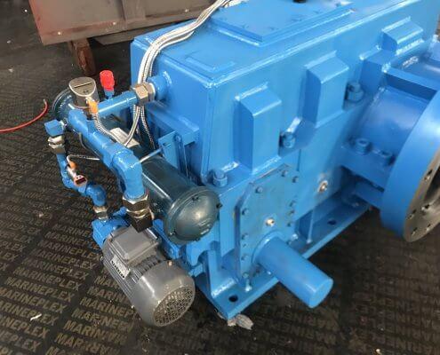 industrial gearbox manufacturer