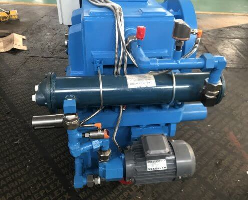 kngear extruder gearbox